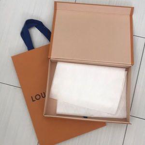 Louis Vuitton Other - Louis Vuitton Box & Bag